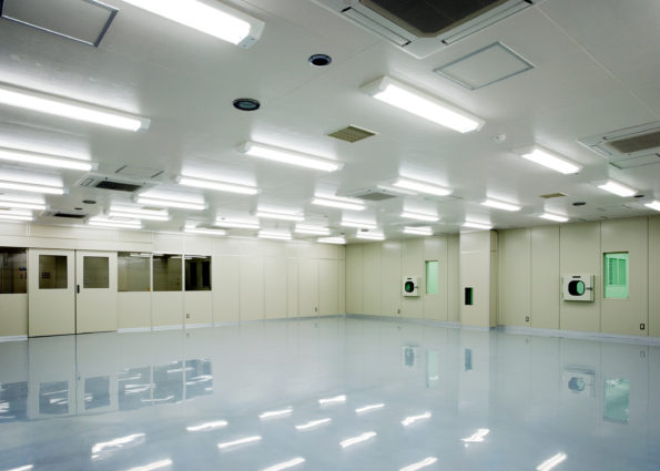 前田薬品工業株式会社 外用剤棟新築工事