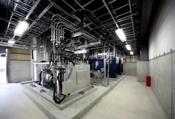 富山市エコタウンエネルギーセンター分析保管棟建設工事