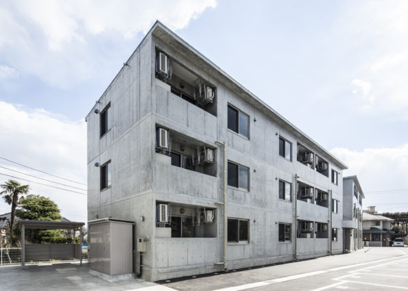 T マンション新築工事