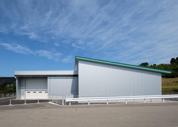 富山市美術品保管庫新築主体工事