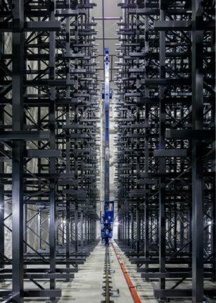 (仮称)山森運輸㈲第1倉庫C棟新築工事