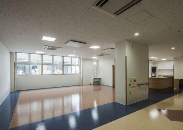 チューリップ長江病院新築工事及びチューリップ宛改修工事