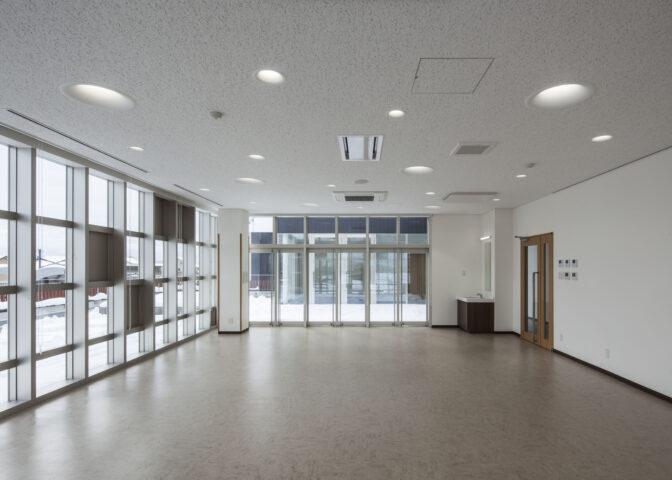 株式会社アイザック・トランスポート事務所新築工事
