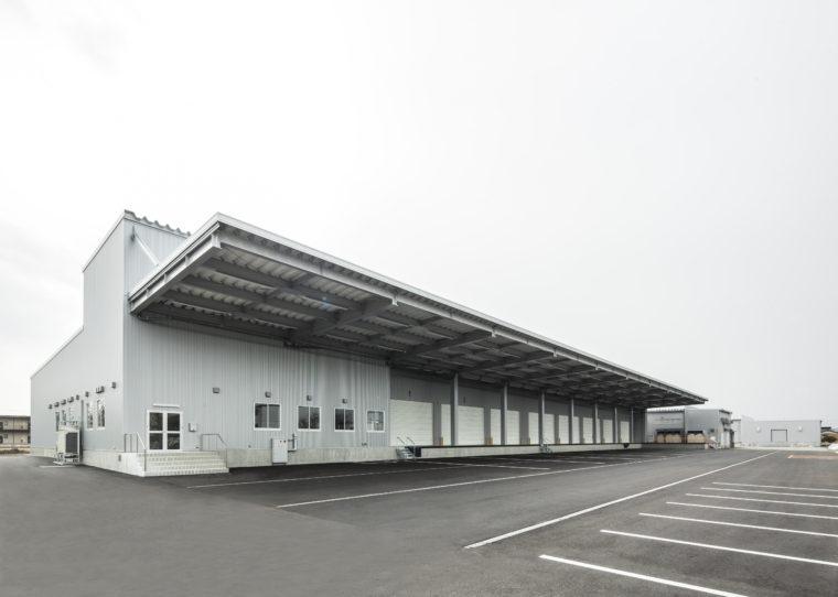 朝日印刷株式会社 富山SCMセンター1期工事(荷捌施設)