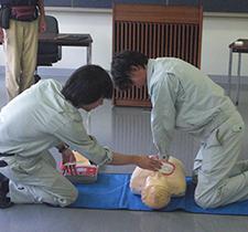 救急救命AED講習会
