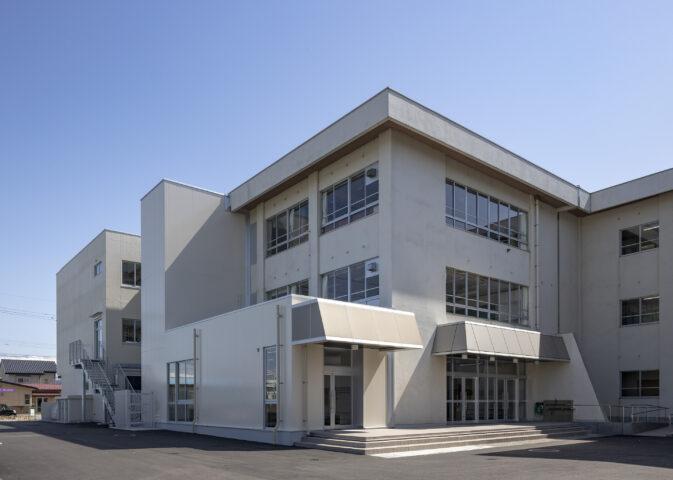 堀川南小学校校舎増築主体工事