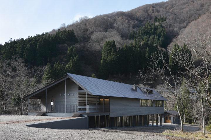 利賀村プロジェクト新築工事