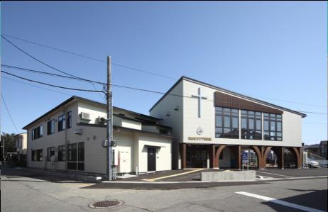 富山聖マリア保育園新築工事