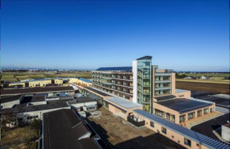 新たな総合リハビリテーション病院・こども医療福祉センター