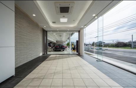 富山トヨタ自動車株式会社 富山北店 新築工事