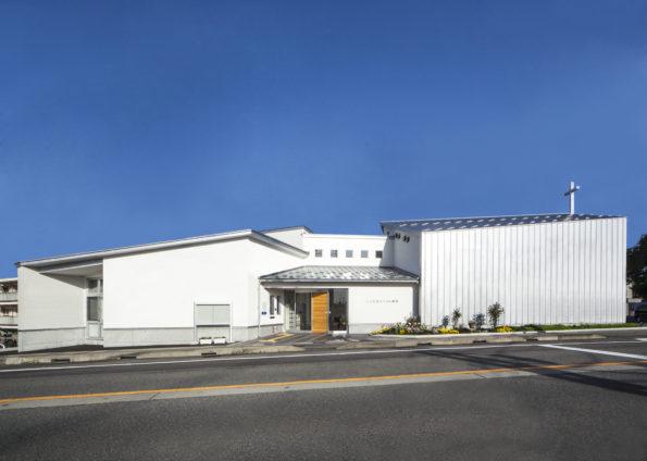 富山福音キリスト教会新築工事