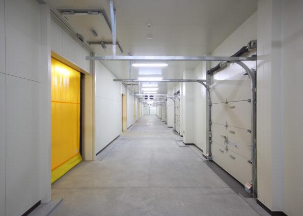 アイディックロジスティクスセンター増築工事