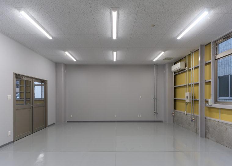 富山ネオン株式会社 社屋新築工事
