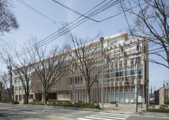 富山県立雄峰高等学校東校舎新築工事