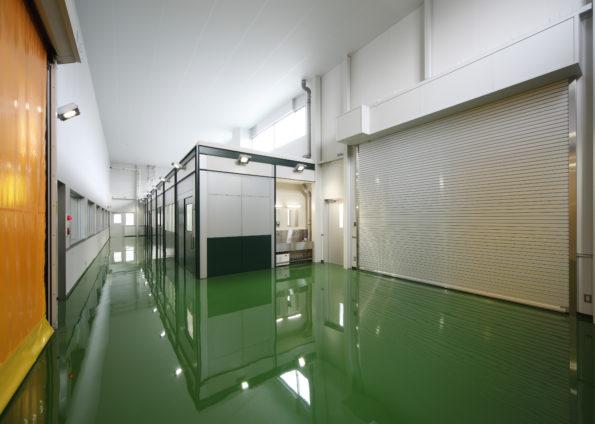 株式会社ユニゾーン アルマイト工場新築工事
