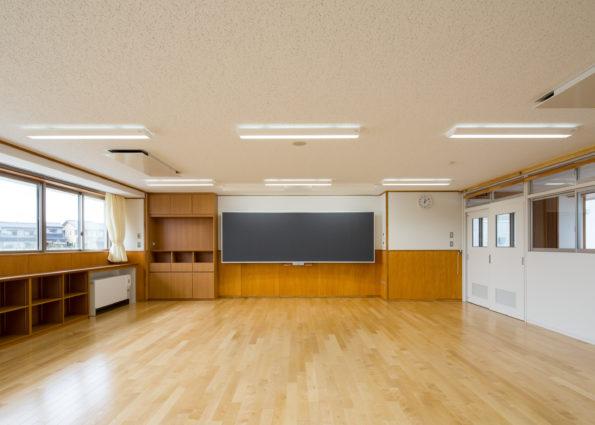 岩瀬中学校校舎改築(南館)主体工事