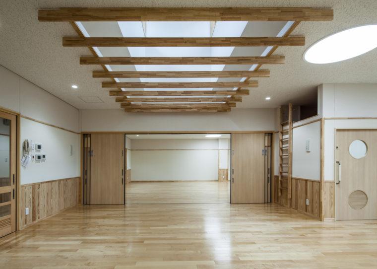 学校法人富山国際学園富山短期大学付属みどり野幼稚園改築工事