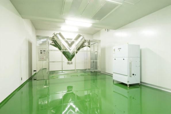 新新薬品工業株式会社2008増築工事