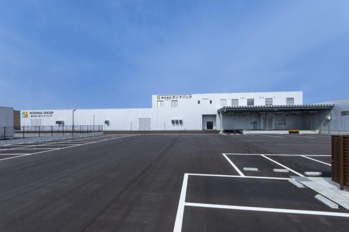 (仮称)株式会社ホシナパック富山工場新築工事