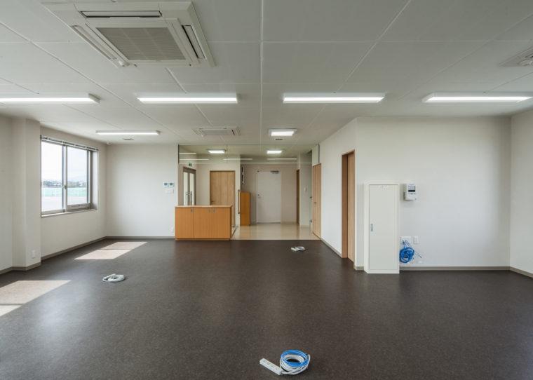池田興業株式会社北陸支店福井営業所新築工事
